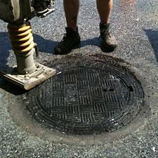 Aquaphalt Road Patching Cold Patch Pothole Repairs